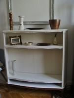 Chippendale könyvespolc, tv szekrény újragondolva