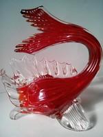 MURÁNOI csoda üveg hal ritkaság