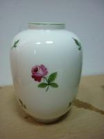Augarten Wien bécsi rózsás váza