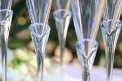 Lilienthal pezsgős poharak
