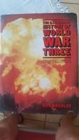 Angol nyelvű könyv. A világháborúk illusztált története.World War Three
