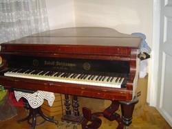 Bécsi zongora, Rudolf Stelzhammer