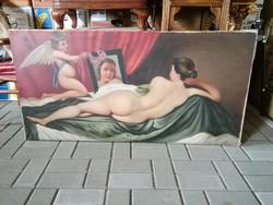 Olaj-vászon kép,festmény