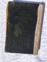 Páduai Szent Antal kis imakönyve imakönyv imádságoskönyve 1928 László Dániel