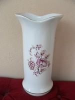 Porcelán aquincum váza