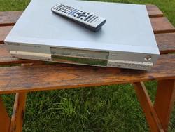 Panasonic DVD Videó rekorder HDD merev lemezzel