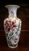 Zsolnay Jubileumi - Gyönyörű váza - ( magasság: 27 cm. )