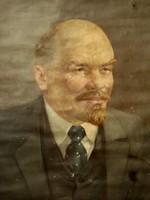 Lenin festmény 1950