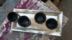 Asztali mécsestartó