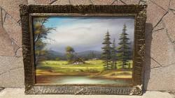 Festmény Kékessy K.