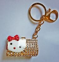 Gyönyörű Helló Kitty kulcstartó