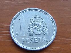 SPANYOL 1 PESETA 1988   ALU.