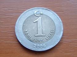 TÖRÖK 1 LÍRA 2006