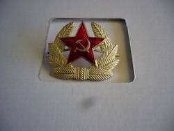 Szovjet /orosz/ sapkajelvény        -40 %