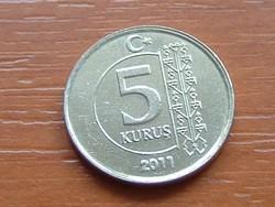 TÖRÖK 5 KURUS 2011