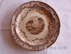 Copeland fajansz tányér