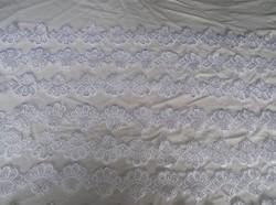 Csipkeszalag új -  gyönyörű 13 méter hosszú 8 cm széles szalag