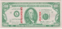 Propaganda / Fantázia pénz