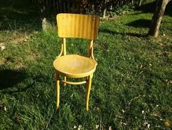Antik thonet stílusú bükkfa szék - bútorfestőknek ajánlom