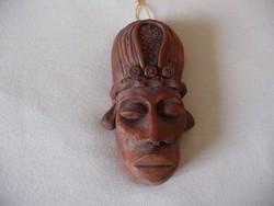 Kerámia maszk (afrikai stílusú)