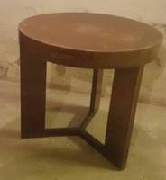 Art-Deco/BauhauS dohanyzo asztal<gyujtoknek.Bonta Gyorgy,193o k.