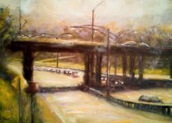Egy derűs nap az autópályán // A Sunny Day On The Highway