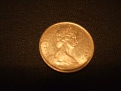Ezüst 25 cent 1968