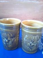 Gránit gyártású nőnapi pohár