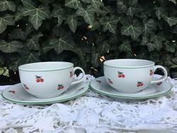 Alföldi teáscsésze páros