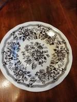 Butterfly angol fajansz mély tányér 24 cm