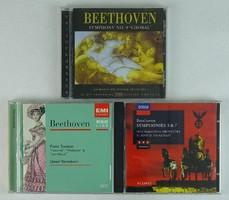 0T466 Ludwig van Beethoven CD zenei csomag 3 db