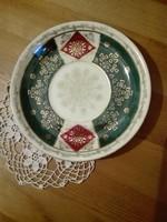 Victoria csehszlovák Alt wien porcelán tálka.