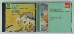 0T470 Claude Debussy CD 2 db