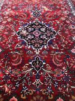 Nagyméretű Extra Antik Kézicsomózású Perzsaszőnyeg  420x310