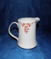Alföldi porcelán bogyós mintás kancsó 1 liter (19/d)