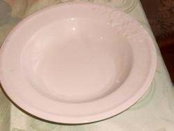 Seltman dombormintás mély tányér