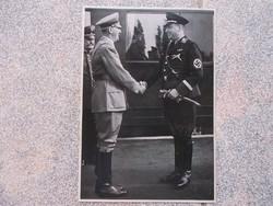 WW2,Hitler ,  Wehrmacht ,  ,120 x 170 mm,foto karton
