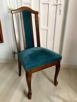 Szép kárpitozott szék 1ft nincs minimálár!!!