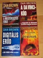 Könyvtár felszámolás - Dan Brown