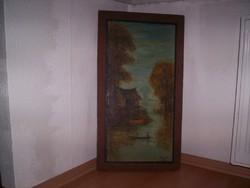 Afrikai festmény,1984