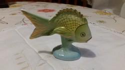 Kézzel festett Hollóházi porcelán hal eladó!