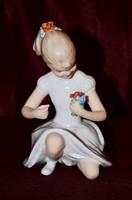 Wallendorf kislány