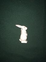 Nagyon ritka Kispest nyúl porcelán figura
