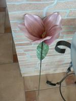 Selyem szálas virág