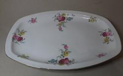 Mz  Altrohlau porcelán  sültes tányér