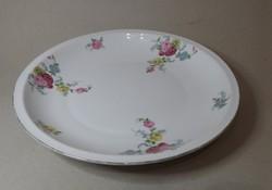 Mz  Altrohlau porcelán  kerek  sültes tányér