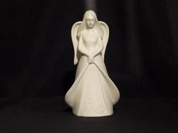 Leárazás! Gót angyal kerámia szobor - gótikus angyal - gothic angel