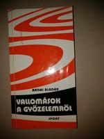Ardai Aladár - Vallomások a győzelemről (1974)