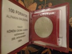 M N B 100 FORINTOS 1984