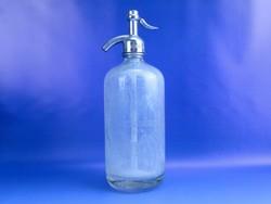 0D888 Gyűjtői antik amerikai szódásüveg USA